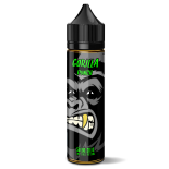 Monk'e Junk - Gorilla Punch -   50ml Shortfill